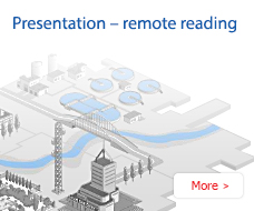 Presentation - remote reading